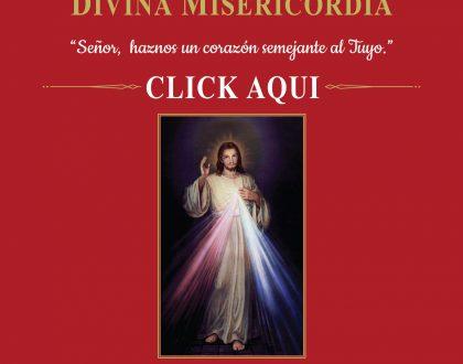 Devoción de la Divina Misericordia