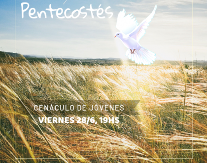 Cenáculo de jóvenes en Belgrano