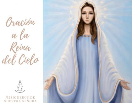 Oración a la Reina del Cielo