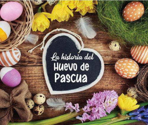 Historia del Huevo de Pascua   2021