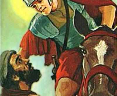 San Martín de Tours - 11 de noviembre