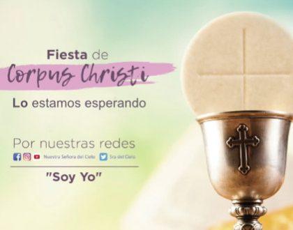 Llega Corpus Christi