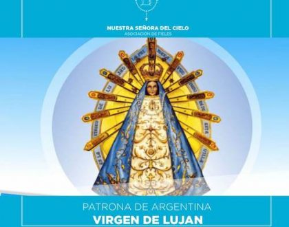 Virgen de Luján - Patrona de Argentina