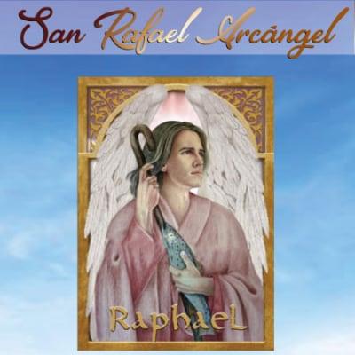 Novena a San Rafael Arcángel